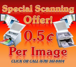 Cheap Scanning, scan papers, scan documents, scanning charts, scanning files, atlanta